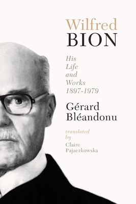 Wilfred Bion Cover