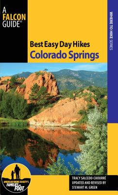Best Easy Day Hikes Colorado Springs (Falcon Guides Best Easy Day Hikes) Cover Image