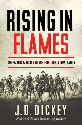 Cover for Rising in Flames