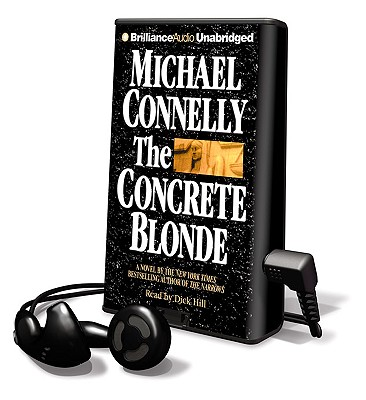 The Concrete Blonde [With Earbuds] Cover Image