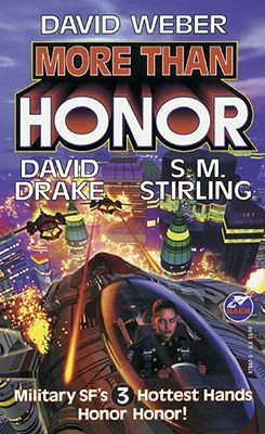 More Than Honor, Volume 1 (Worlds of Honor (Weber) #1) Cover Image