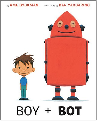 Boy + Bot Cover Image