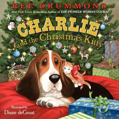 Charlie and the Christmas Kitty (Charlie the Ranch Dog) Cover Image