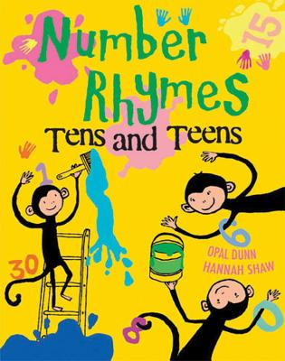 Number Rhymes Cover