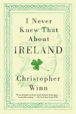 I Never Knew That About Ireland Cover Image