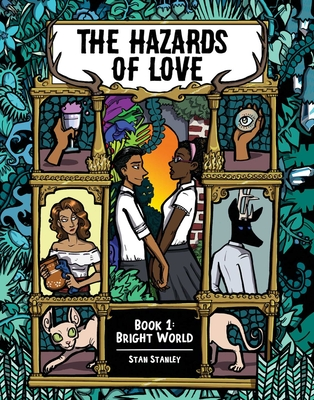 Cover for The Hazards of Love Vol. 1