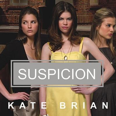 Suspicion Lib/E Cover Image