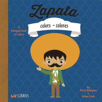 Zapata: Colors -Colores: Colors - Colores Cover Image
