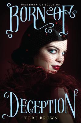 Born of Deception (Born of Illusion #2) Cover Image