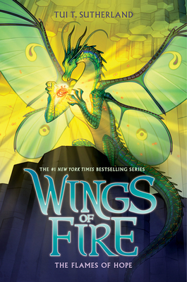 Wings of Fire #15 Cover Image