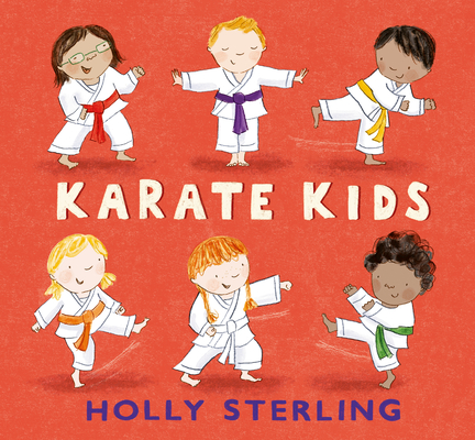 Karate Kids Cover Image