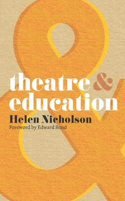 Theatre and Education Cover Image