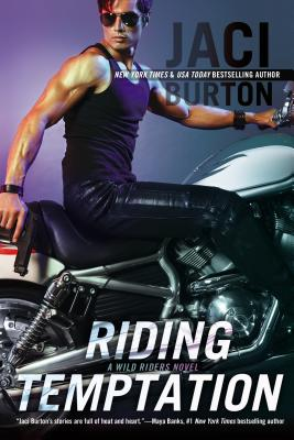 Riding Temptation (A Wild Riders Novel #2) Cover Image