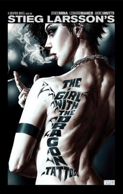The Girl with the Dragon Tattoo Book 1 Cover
