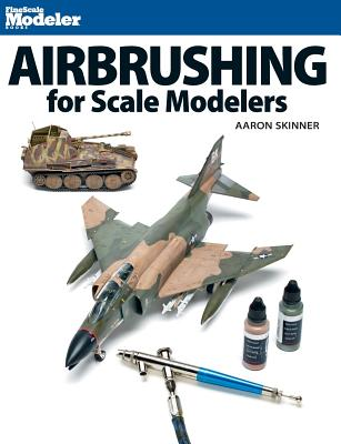 Airbrushing for Scale Modelers Cover Image
