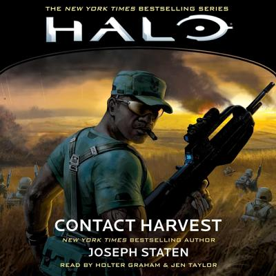 Halo: Contact Harvest Cover Image