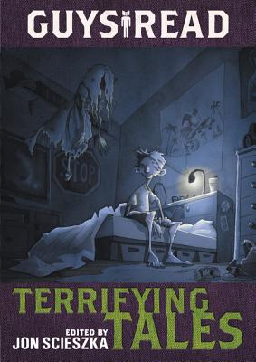 Guys Read: Terrifying Tales Cover Image