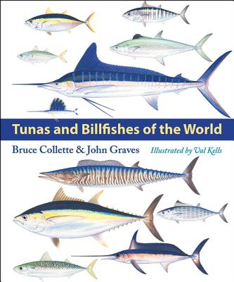 Tunas and Billfishes of the World Cover Image