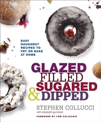 Glazed, Filled, Sugared & Dipped Cover