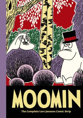 Moomin Book Nine: The Complete Lars Jansson Comic Strip Cover Image