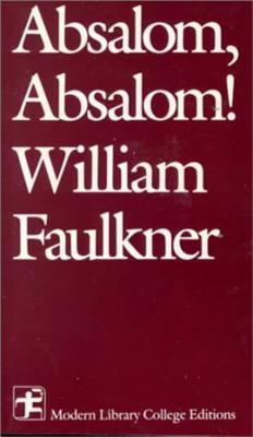 Cover for Absalom, Absalom!