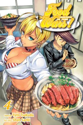 Cover for Food Wars!