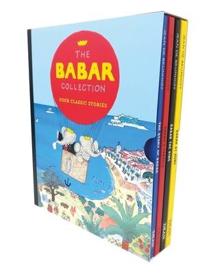 The Babar Collection: Four Classic Stories Cover Image