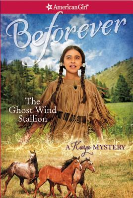 The Ghost Wind Stallion: A Kaya Mystery Cover Image