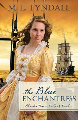 The Blue Enchantress Cover