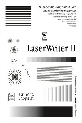 LaserWriter II: A Novel Cover Image