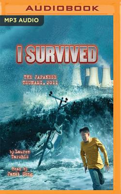 I Survived the Japanese Tsunami, 2011: Book 8 of the I Survived Series Cover Image