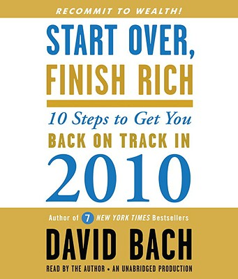 Start Over, Finish Rich Cover
