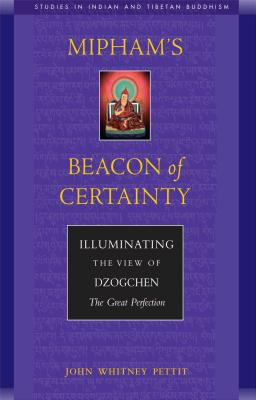 Mipham's Beacon of Certainty Cover