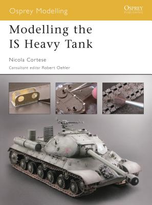 Modelling the IS Heavy Tank Cover