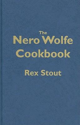 The Nero Wolfe Cookbook Cover