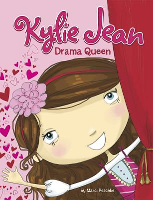 Cover for Drama Queen (Kylie Jean (Library))