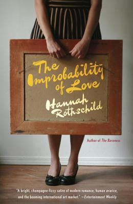 The Improbability of Love: A Novel Cover Image
