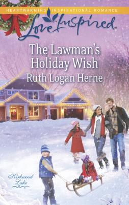 The Lawman's Holiday Wish Cover