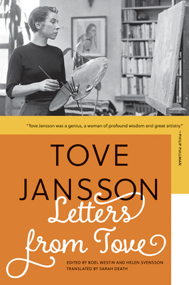 Letters from Tove Cover Image