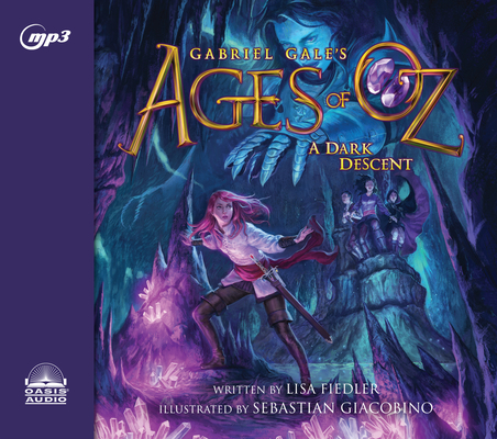 A Dark Descent (Ages of Oz #2) Cover Image