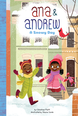A Snowy Day Cover Image