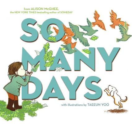 So Many Days Cover