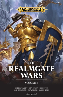 The Realmgate Wars: Volume 1 Cover Image