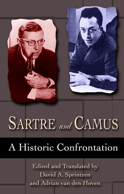 Sartre and Camus Cover