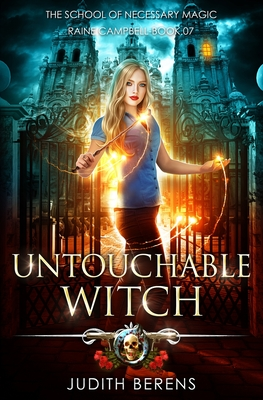 Untouchable Witch: An Urban Fantasy Action Adventure Cover Image