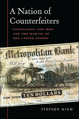 A Nation of Counterfeiters Cover