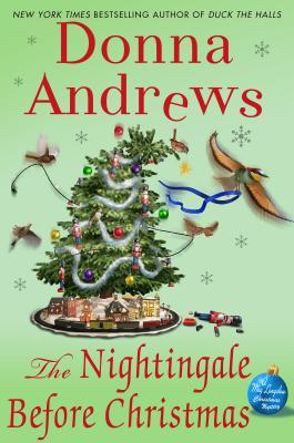 The Nightingale Before Christmas: A Meg Langslow Christmas Mystery (Meg Langslow Mysteries #18) Cover Image