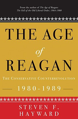 The Age of Reagan Cover