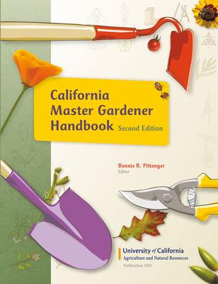 California Master Gardener Handbook, 2nd Cover Image