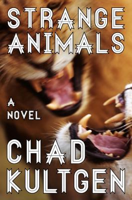 Strange Animals Cover